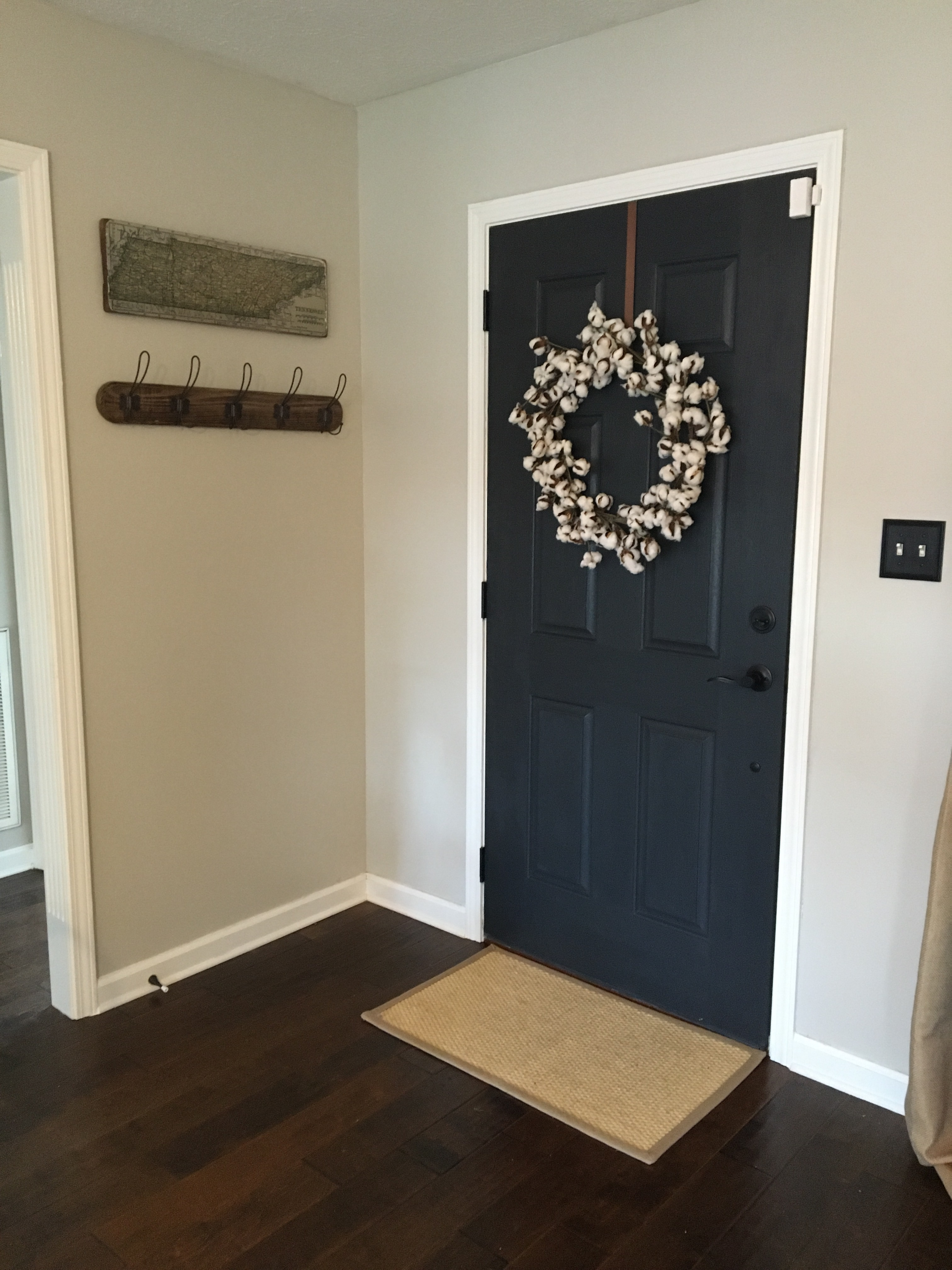 easy doors paint img how your lorri to the interior door part way